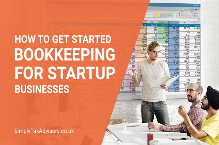 The Simple Way to Start Bookkeeping for Startup Businesses