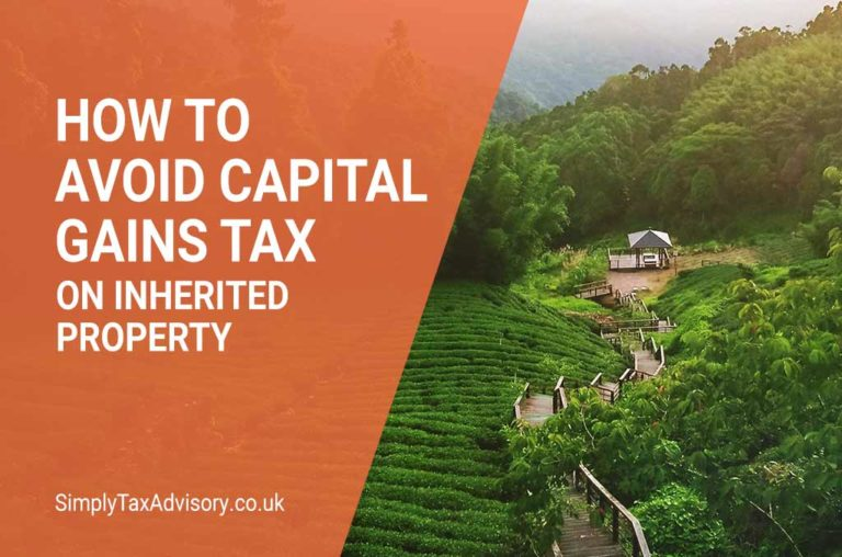 How to Avoid Capital Gains Tax On Inherited Property