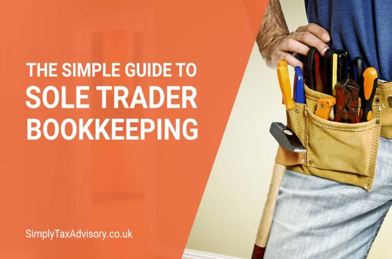 The Simple Guide to Sole Trader Bookkeeping